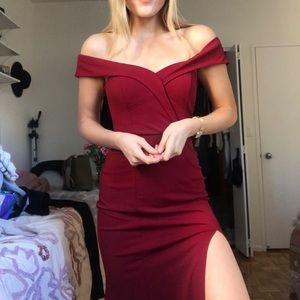 Speechless Dresses - Red Prom Dress